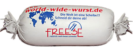 Die World-Wide-Wurst