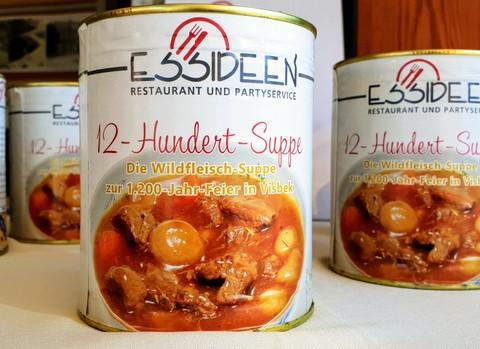12-Hundert-Suppe